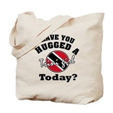 Have you hugged a Trini girl today? Tote Bag