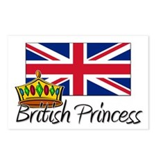 British Princess Postcards (Package of 8)
