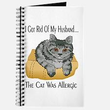 Cat Was Allergic Journal