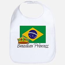 Brazilian Princess Bib