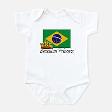 Brazilian Princess Infant Bodysuit