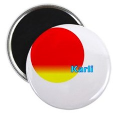 """Karli 2.25"""" Magnet (100 pack)"""