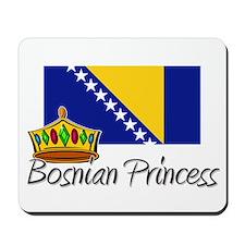 Bosnian Princess Mousepad