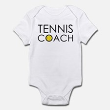 Tennis Coach Infant Bodysuit