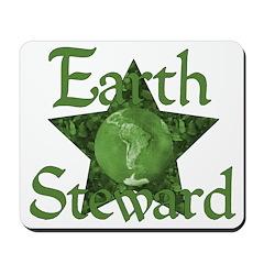 Earth Steward Star Mousepad
