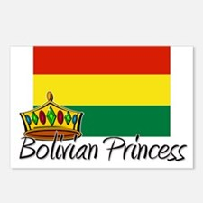 Bolivian Princess Postcards (Package of 8)