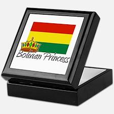 Bolivian Princess Keepsake Box