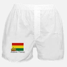 Bolivian Princess Boxer Shorts