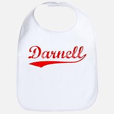 Vintage Darnell (Red) Bib