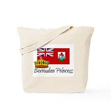 Bermudan Princess Tote Bag