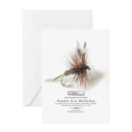 Adams Greeting Card