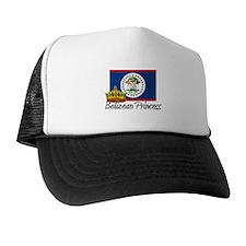 Belizean Princess Trucker Hat