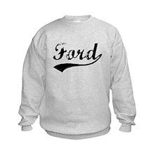 Vintage Ford (Black) Sweatshirt