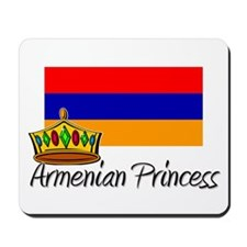 Armenian Princess Mousepad