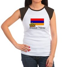 Armenian Princess Women's Cap Sleeve T-Shirt