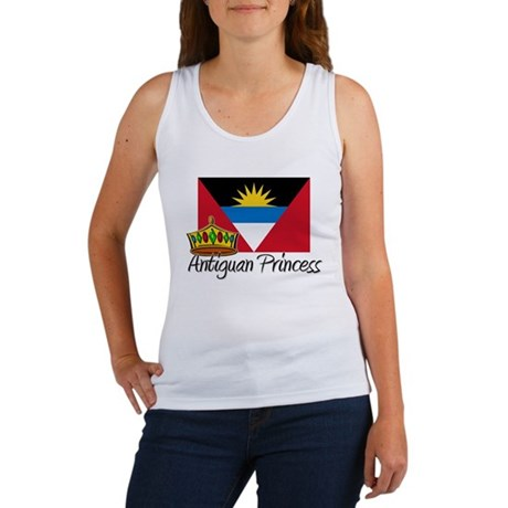 Antiguan Princess Women's Tank Top