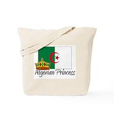 Algerian Princess Tote Bag