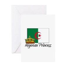 Algerian Princess Greeting Card