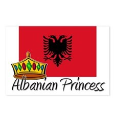 Albanian Princess Postcards (Package of 8)