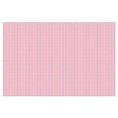 Pink Plaid Tartan Gingham Posters