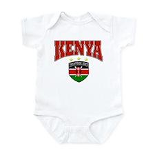 Kenyan soccer shield with Harambee stars text Infa