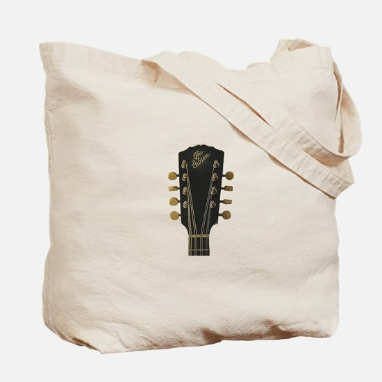 The Gibson Mandolin Tote Bag