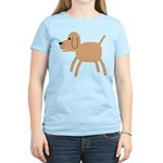 Dog design Women's Light T-Shirt