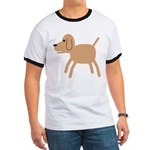 Dog design Ringer T