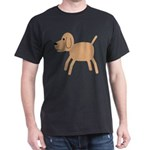 Dog design Dark T-Shirt