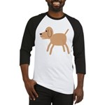 Dog design Baseball Jersey