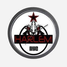 Cool Harlem Wall Clock