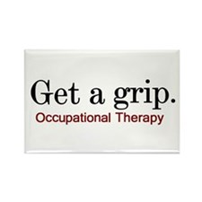 Cute Occupational therapy Rectangle Magnet (10 pack)