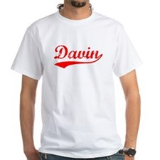 Vintage Davin (Red) Shirt