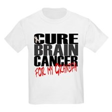 Cure Brain Cancer -- For My Grandpa T-Shirt