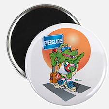 Gator Florida Magnet