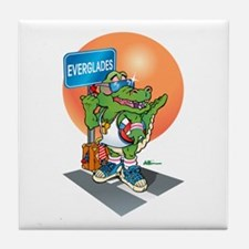 Gator Florida Tile Coaster