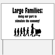 Cool Economy Yard Sign