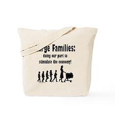 Quiverfull Tote Bag