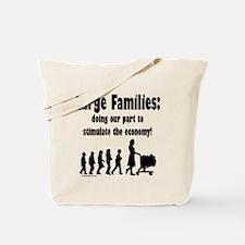 Unique Spend Tote Bag