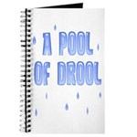 Funny Pool of Drool Journal