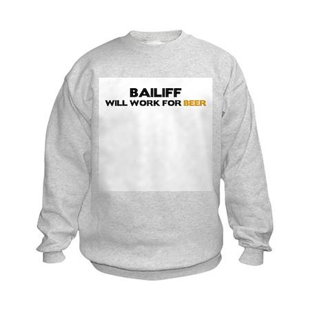 Bailiff Kids Sweatshirt