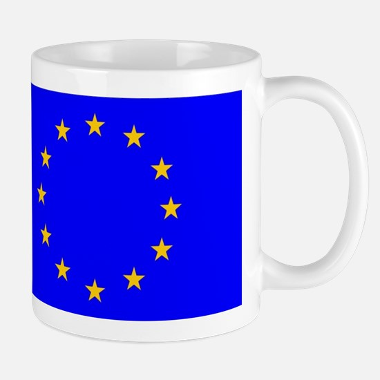 european union flag Mug