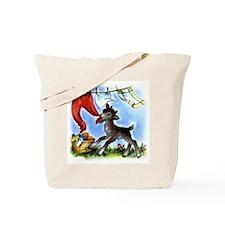Laundry Thief Tote Bag
