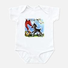 Laundry Thief Infant Bodysuit