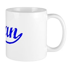 Vintage Rowan (Blue) Mug