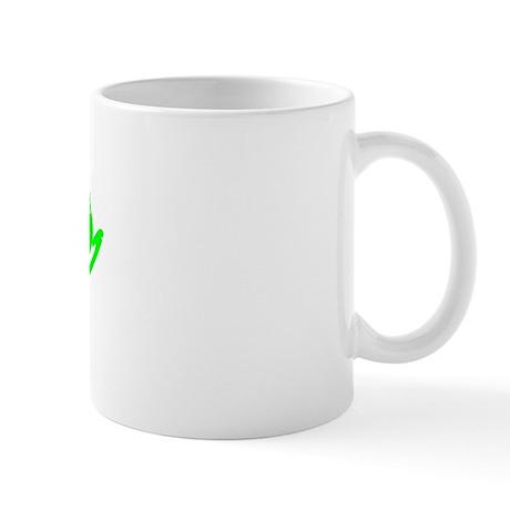 Vintage Doris (Green) Mug