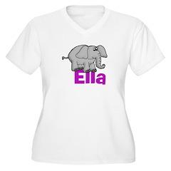 Ella - Elephant T-Shirt