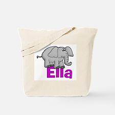 Ella - Elephant Tote Bag