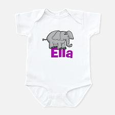 Ella - Elephant Infant Bodysuit