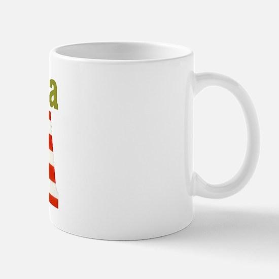 California USA Mug